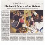 Artikel_Kleid und Körper-beides Unikate_Halle_11.11.2015