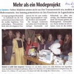 Artikel_Mehr als ein Modeprojekt_Haller Kreisblatt_10.11.2015