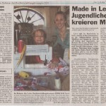 Zeitungsartikel Die Glocke 01.05.2015
